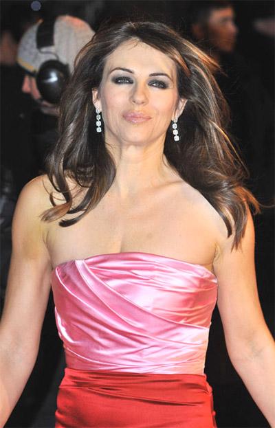 Elizabeth Hurley 2012 Top 10 Most Beautiful Women In The