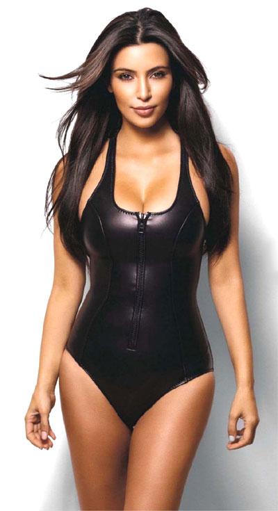 Kim kardashian top 10 hottest female fitness videos ever for Best women pics