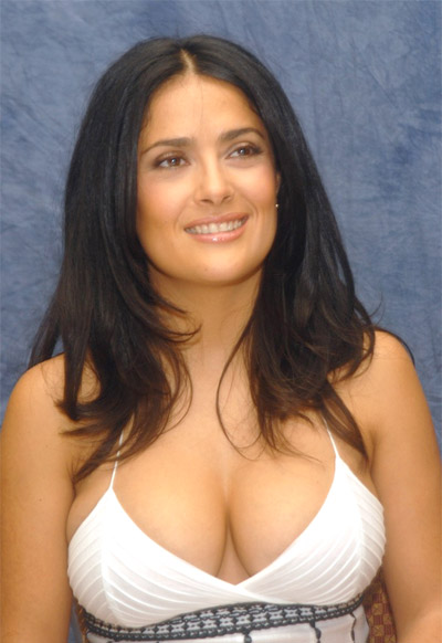 Salma Hayek: 2012 Top 10 most beautiful women in the world above 40