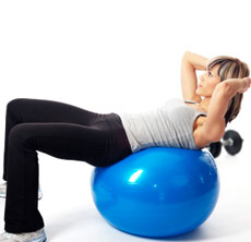 Crunch: An Ineffective Ab Exercise