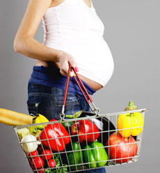 Diet to minimize the risk of a Miscarriage