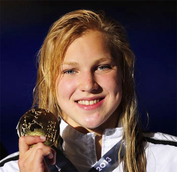 Ruta Meilutyte: Unbelievable Story of a World Records Breaker