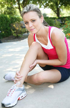 Yoga to heal and prevent Shin Splints