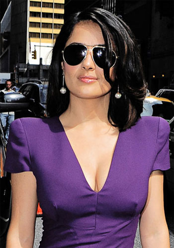 Salma Hayek Top 10 Hottest Mexican Women On The Planet
