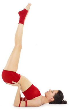 yoga to heal and prevent shin splints  women fitness