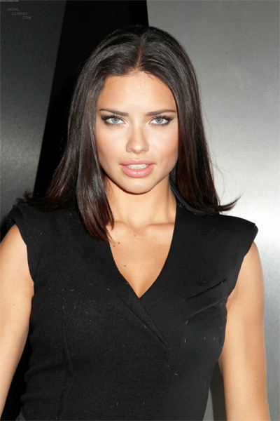 Adriana Lima - Top 10 Secret Beauty and Health Treatments Celebrities use to Look Stunners