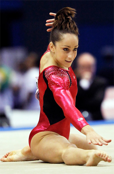 Jordyn Wieber - Top 10 2013 Most Flexible Women's Gymnasts Inspiring Life Stories