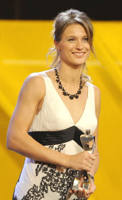 Britta Heidemann Is 2013 World Most Beautiful And Fit Fencer