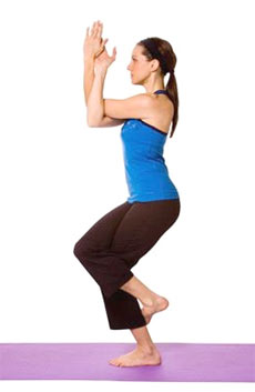 yoga asana to avoid piriformis syndrome  women fitness