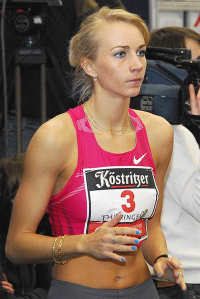 Svetlana Shkolina: Top Five hottest and fittest women high jumper