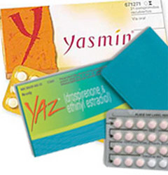 Yaz and Yasmin: Two controversial birth control pills