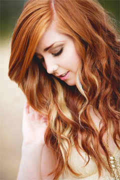 Top Hair Color Trends 2013
