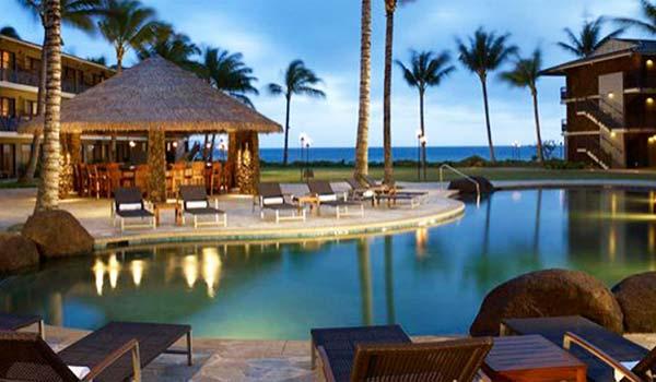 Koa Kea Hotel Resort At Poipu Beach Hawaiian Island Of Kauai Top