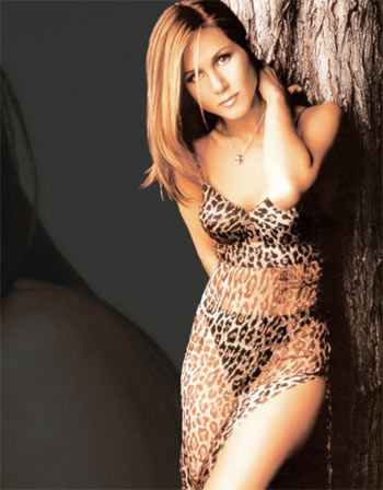 Jennifer Aniston - Top 10 Celebrities Bikini Bodies 2013 Gerard Butler Movies