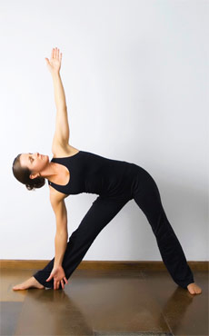 Ten Yogasanas for Anorexia