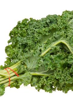 Kale daily intake