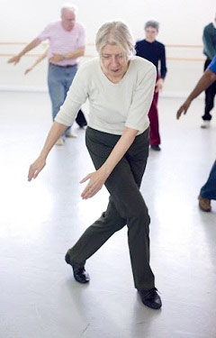 Dancing Away Parkinson's Disease Symptoms