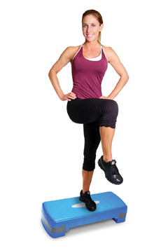 Step Aerobics Effective In Modifying Cholesterol Profiles Women