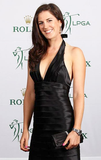 Sandra Gal: World Best Amateur Women Golf Player 2007 Reveals her Workout, Diet and Beauty Secrets