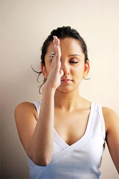 10 Yoga Asana to relieve Asthma