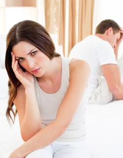 Female orgasm dsyfunction