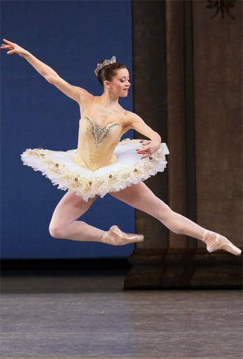 Megan Fairchild Veyette: Award winning Exceptionally Talented and Accomplished Ballet Dancer Reveals her Workout and Beauty Secrets
