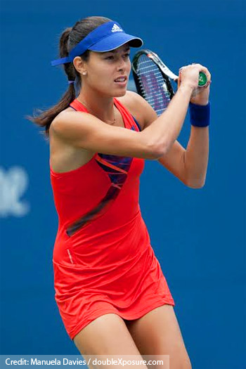 An Interview with Ana Ivanovic: An Enigma of Women Tennis