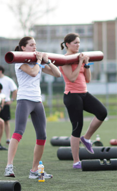 ViPR: Workout for Whole Body Integration