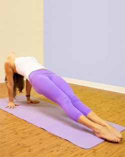 Yoga Poses for Skiers