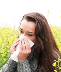 Allergic Conjunctivitis or allergy eyes