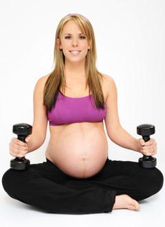 Pregnant Women Workout 87