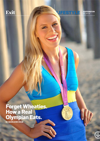 Esther Lofgren: Olympic gold medalist rowing: Story of success created by following the dictum of Harder Better Faster Stronger
