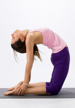 Yoga for Improved Pulmonary Function