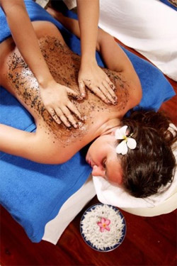 Body Polishing: Scrub Away Dead Skin