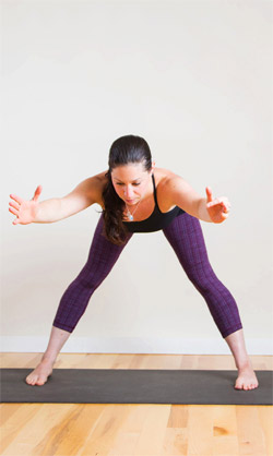 Yoga Poses for Sculpted Inner Thigh