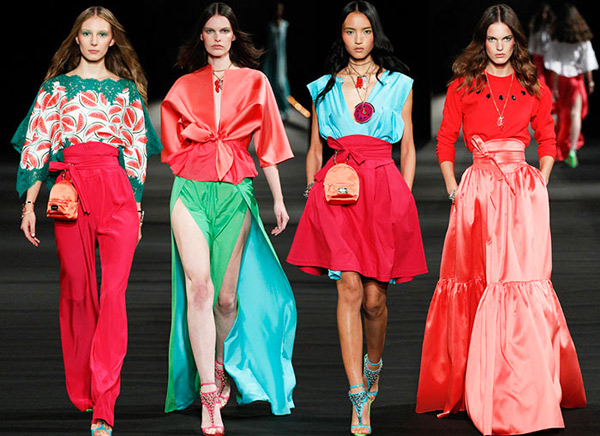 Top 10 Fashion Colors For Spring 2016