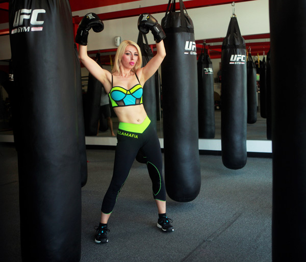 Gabriela Panduru: Exceptionally Beautiful, Talented Model & Professional Bikini Competitor reveals her Workout, Diet and Beauty Secrets