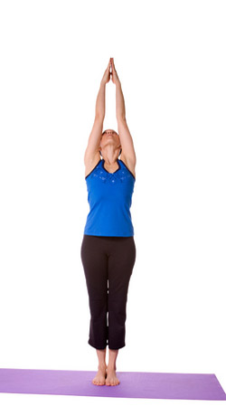 yoga for a healthy heart  women fitness