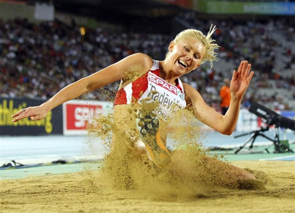 "Ineta Radevica: Exceptionally Talented Latvian athlete World Bronze Medalist in the long jump Reveals her Success Mantra ""Be consistent in everything you do"""