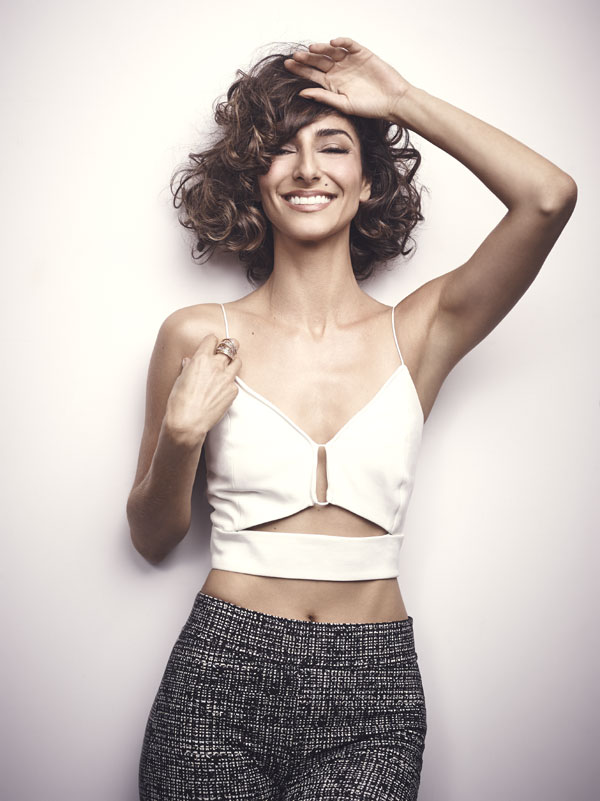 Necar Zadegan: Exceptionally Talented Actress Reveals her Workout, Diet and Beauty Secrets