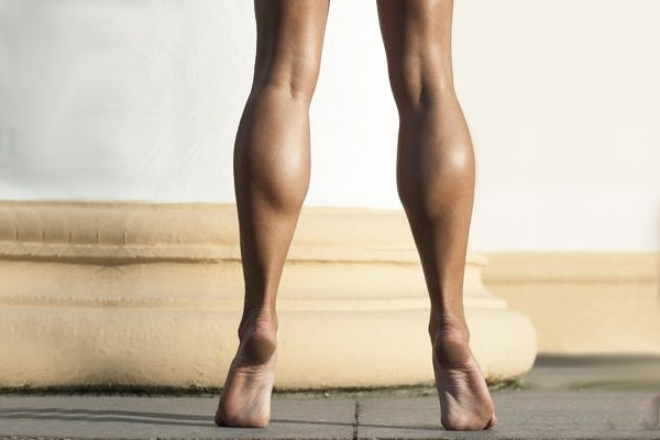 Exercises For Women To Get Chiseled Sexy Calf Muscles - Women Fitness
