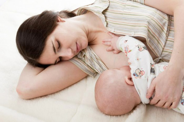 Best Positions for Optimal Breastfeeding