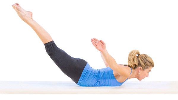 Pilates Arm Workout for Women over 50