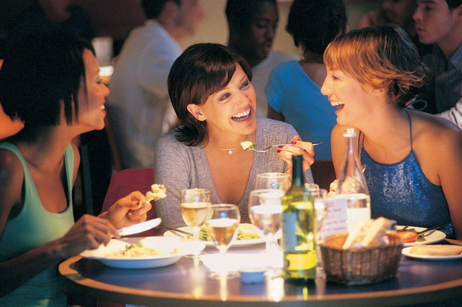 Top 10 Rules for Dining out