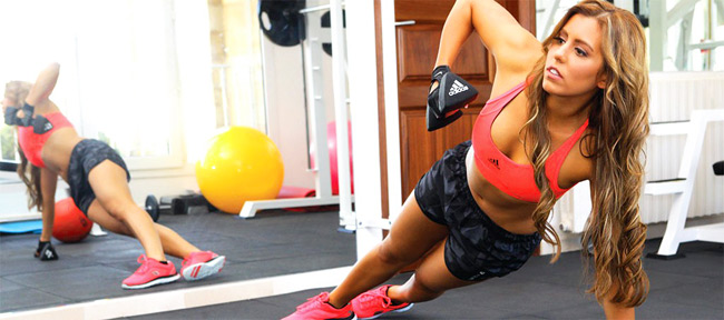 """Maya Nassar: An Exceptionally Talented and Accomplished Competitive Fitness Model, Personal Trainer and TV Host Reveals her Success Story """"Start Living Right"""""""