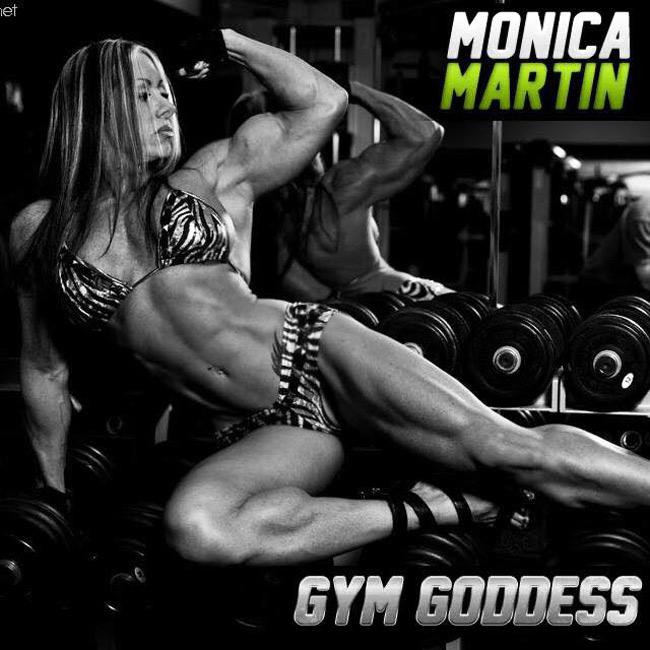 Monica Martin: Highly Accomplished Brazilian Bodybuilder Unveils the Secret to her Chiseled Physique