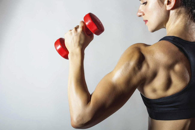 Top 10 to Well-Defined Triceps