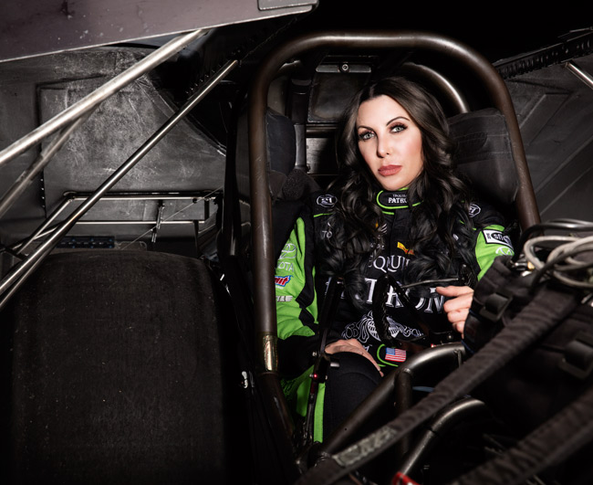 Best Car For First Time Driver >> Alexis DeJoria: Exceptionally Talented Professional Drag Car Racer Reveals her Success mantra ...
