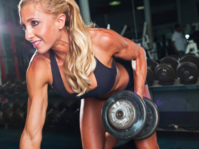 Alissa Parker: Exceptionally Beautiful Mother of Two and an IFBB figure pro Reveals her Workout, Diet and Beauty Secrets