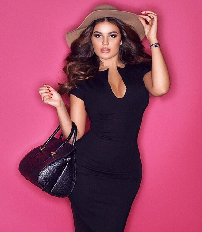 Anastasiya Kvitko: Hottest Russian Model in the World Reveals her Spectacular Success Story